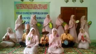 Duel Marawis & Qasidah Bikin merinding