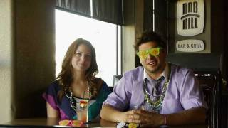 Mardi Gras Albuquerque - Fat Tuesday - Things to do Albuquerque Filmed at  Nob Hill Bar and Grill