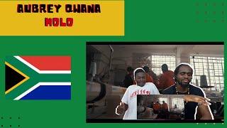 Aubrey Qwana - Molo (Official Music Video) SOA Reaction