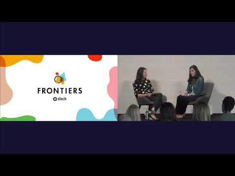 Frontiers by Slack 2017 - Leading in Digital Innovation With the Enterprise Grid