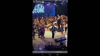 Noize MC & Оркестр Русских Народных Инструментов - Фестиваль Этажи (Белгород, 24.09.2017)