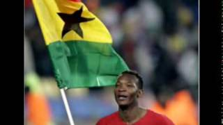 THANK YOU GHANA(THE BLACK STARS)...FOR LETING AFRICA SHINE !!!!!