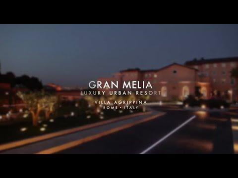 Hot is meli gran meli rome villa agrippina roma for Gran melia rome villa agrippina
