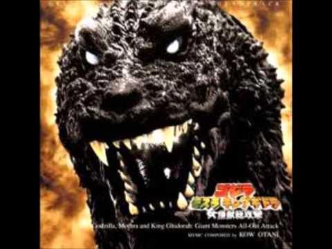 Daikaiju Battles #3: godzilla 2000 vs godzilla 2001 clip