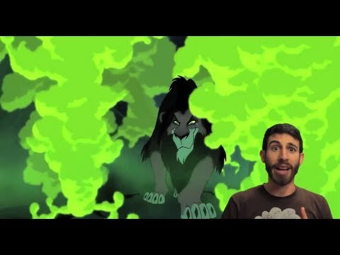 Top 8 Disney Villains (Belated Media)
