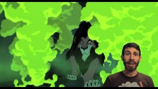 Top 8 Disney Villains (Belated Media)