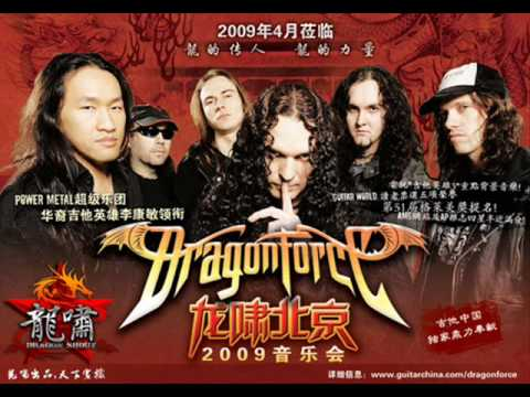 Dragonforce – Ultra Beatdown   A Flame For Freedom