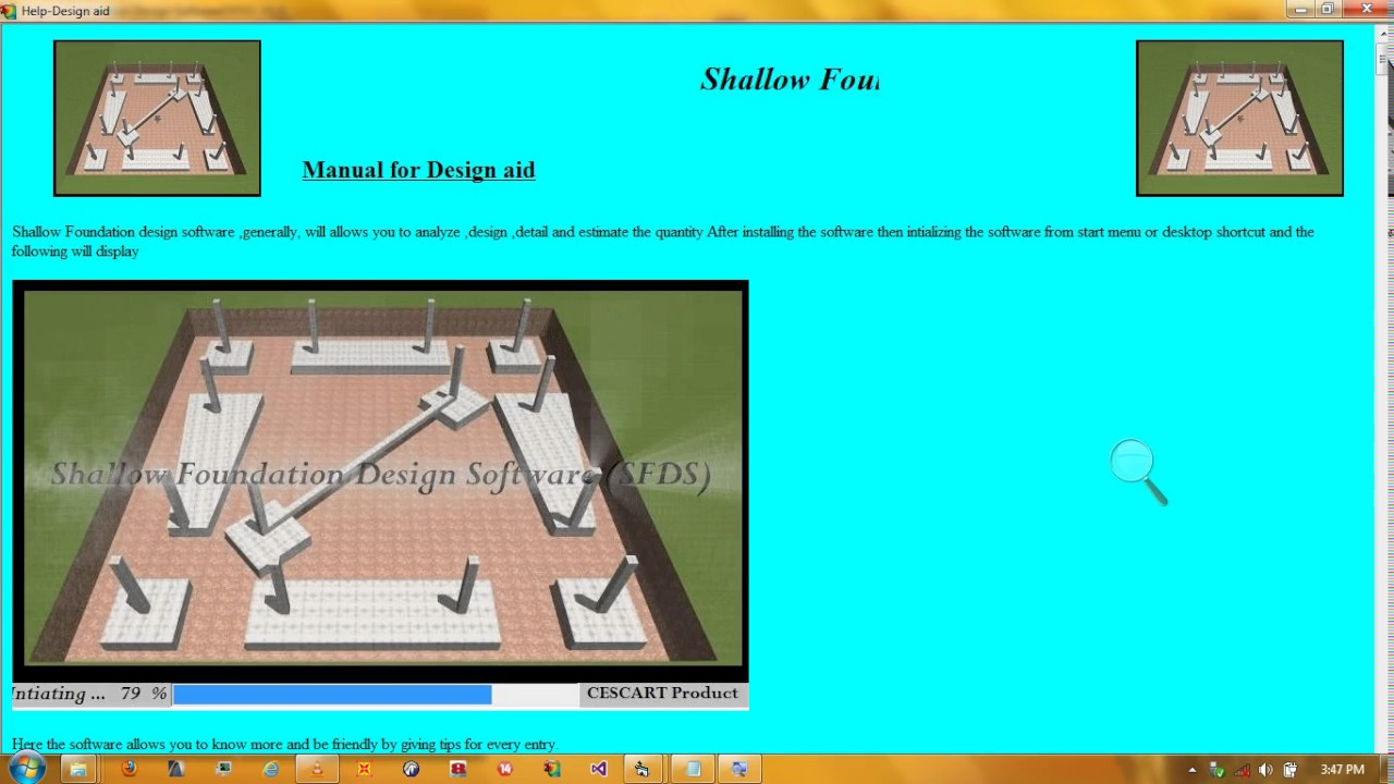 Trapezoidal combined Footing Design using Ethiopian Building Codes of  Standard