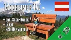 Drei Seen Tour -Tannheimer Tal 2018 - Wanderbeschreibung