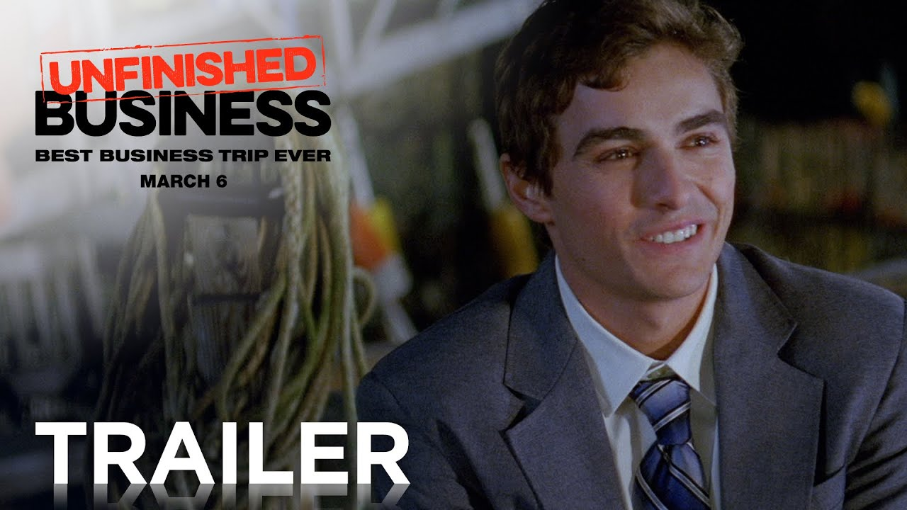 Unfinished Business | Official Final Red Band Trailer [HD] | 20th Century FOX