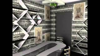 дизайн проект креативной кухни(, 2015-06-30T15:47:26.000Z)
