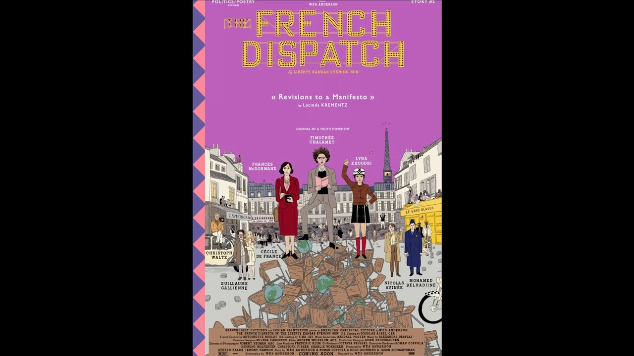 """Download THE FRENCH DISPATCH 