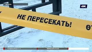 Астанада жер сұраған жамбылдық жігіт өзін жарып жібермек болды