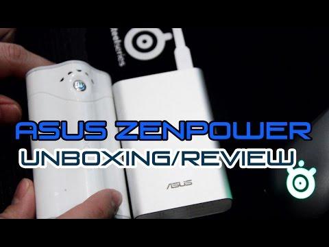 Обзор внешнего аккумулятора Asus ZenPower Powerbank 10050 mah