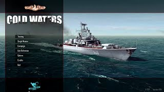 Video COLD WATERS- How to: Navigate, Use Torpedoes, Cruise Missiles--Submarine Simulator download MP3, 3GP, MP4, WEBM, AVI, FLV November 2017