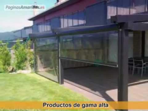 Imsttall technic toldos y cerramientos en guipuzcoa youtube for Toldos cerramientos terrazas