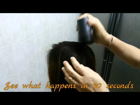 Quick and Effective Thinning Hair Makeover