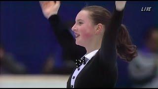 [HD] Irina Slutskaya - 1998 Nagano Olympics - SP イリーナ・スルツカヤ Ирина Слуцкая
