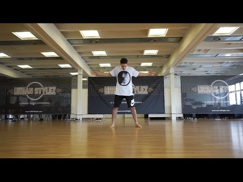 Superhuman  @ChrisBrown  Dylan Mayoral Choreography FT EZtwins