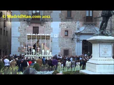 2012 Domingo De Ramos Madrid Semana Santa