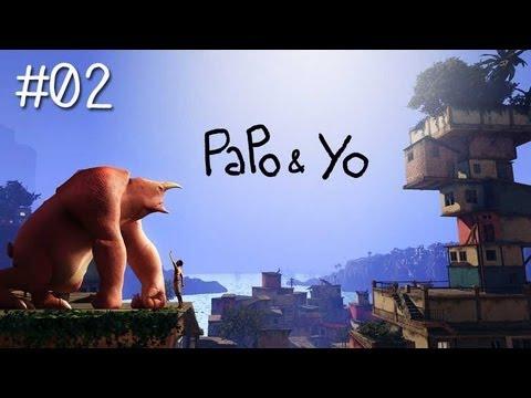 Papo & Yo - PC Game Walkthrough - Part 02  