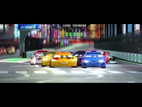 Cars Japan Race Clip Youtube