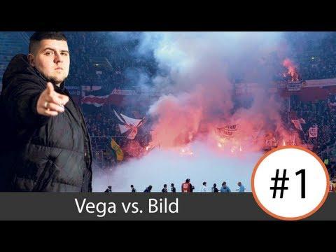 Vega vs. Bild - Pyrotechnik, Ultras und mehr