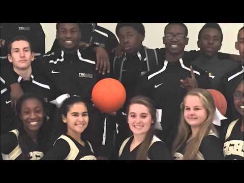 Golden Gate High School 2016-17 Cheer Tryouts