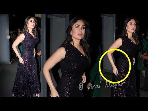 Kareena Kapoor Khan stuns everyone with amazing look in an event in Delhi !
