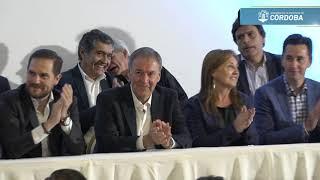 Schiaretti inauguró el Centro Cívico Villa María