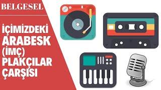 İÇİMİZDEKİ ARABESK - İMÇ Plakçılar Çarşısı (2008 - SKY Türk)