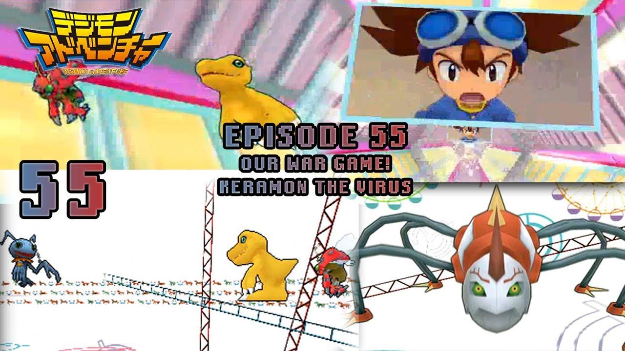 Download Film Digimon Movie 4 Diablomon Strikes Back