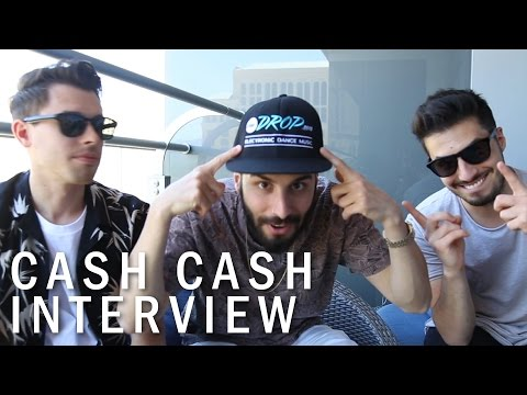 Cash Cash Opens up about Their Newest Album in Exclusive Interview