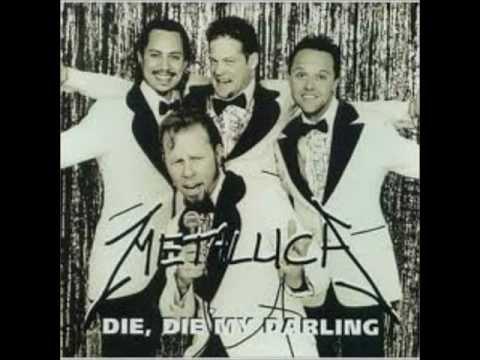 Metallica- Die Die My Darling (D tuning)
