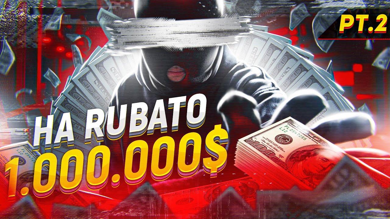 ⚠️HACKER RUSSO: 150.000$ AL GIORNO, BOTTINO SEGRETO PT.2