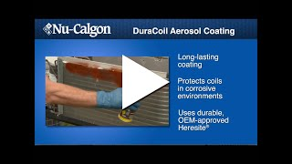 Nu-Calgon DuraCoil Coil Protectant Demo