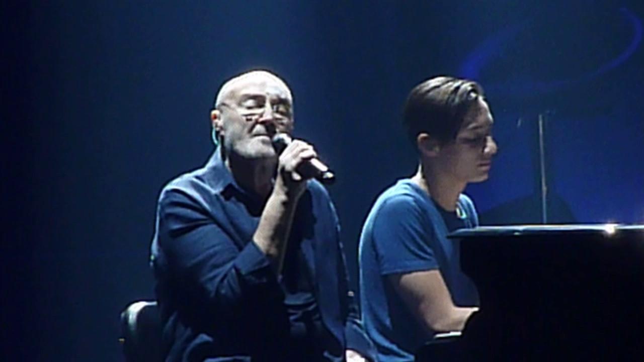 Phil, abierto a reencuentro de Genesis -Reforma
