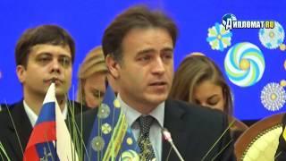 Президент Международной Рекламной Ассоциации Феликс Татару