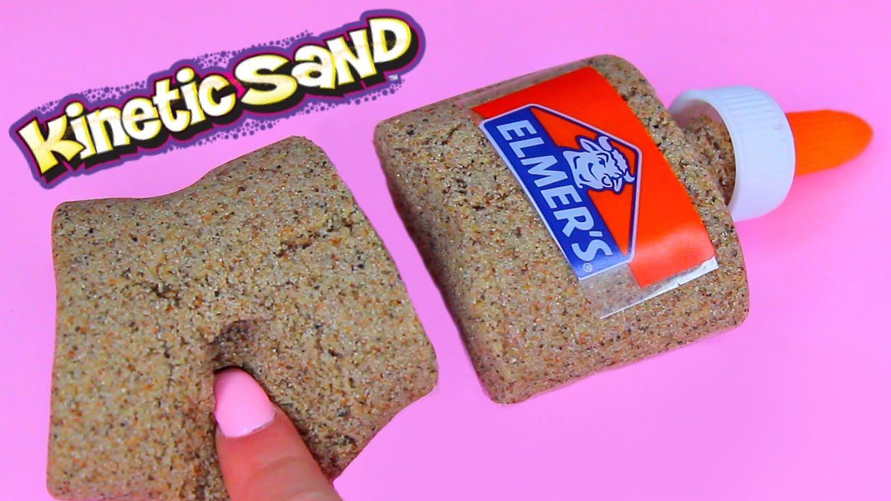Yats Bread Recipe Diy How To Make Kinetic Sand Elmers Glue Learn Colors Slime