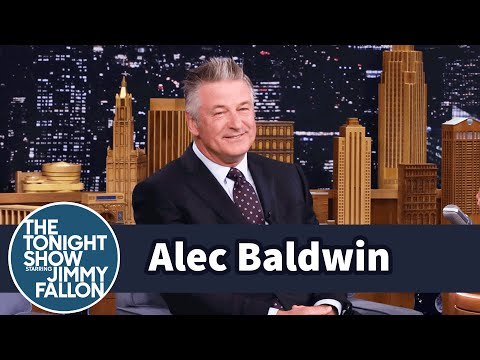 Alec Baldwin's Apartment Is Filled with Butt Paste and Diapers
