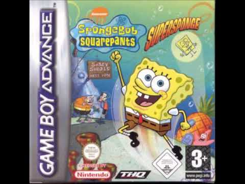 SuperSponge GBA - Canning Factory Clean Rip
