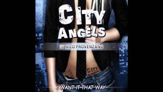 City Angels - I want it that way (Radio Edit) (PREVIEW)