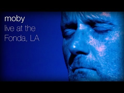 Moby 'Porcelain' Live At The Fonda, LA