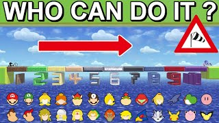 Who Can Make It? Wind Challenge - Super Smash Bros. Ultimate