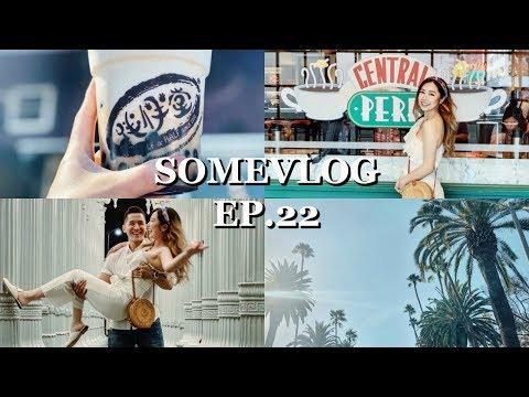SomeVlog Ep.22 LA(下)華納兄弟影城、棕櫚泉PALM SPRINGS