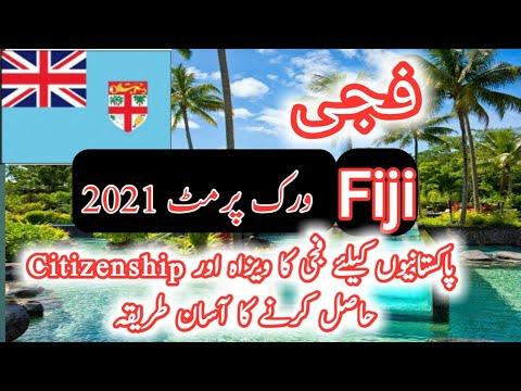 Visa Fiji Work permits, Citizenship, Go Abroad, Get visa at your home