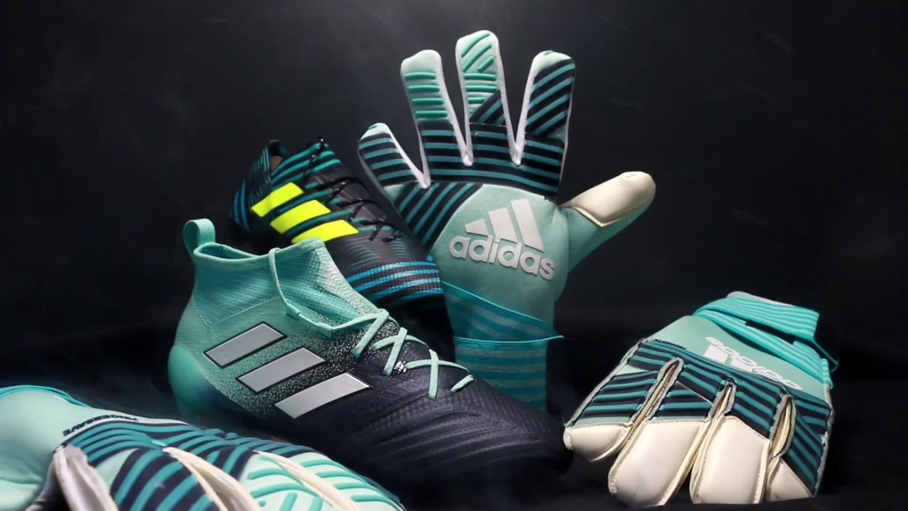 adidas - Ocean Storm Pack goalkeeper gloves and boots