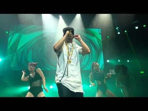 Mano Al Aire - Yandel (Luna Park 18/09/14 HD)