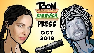 Sandwich Press - October 2018