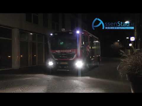 Brandstichting parkeerkelder KLoosterveste op 14-01-2019
